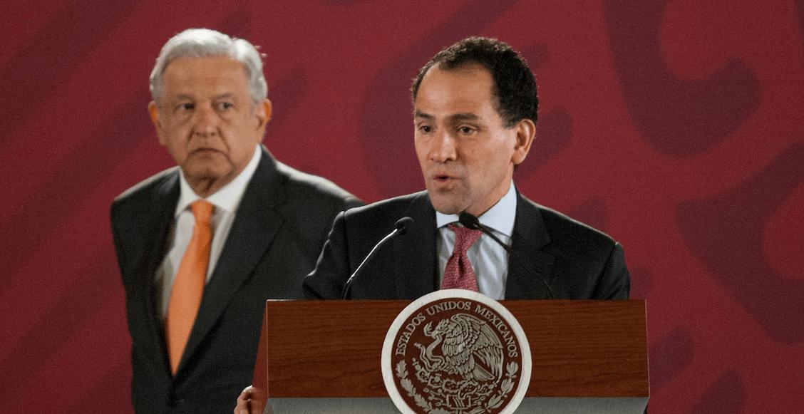 Arturo Herrera, el regañado subsecretario, ocupará el puesto en Hacienda