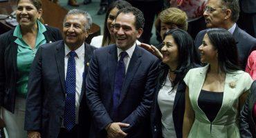 Arturo Herrera quedó en Hacienda pese a críticas y voto en contra del PAN y PRD