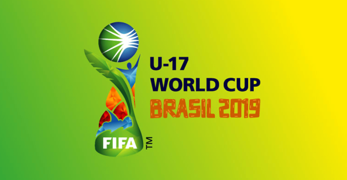 ¡Todo listo! Estos serán los grupos del Mundial Sub-17 de Brasil 2019