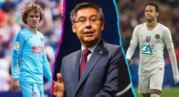 Bartomeu habló de Neymar, Griezmann y la estructura del Barcelona