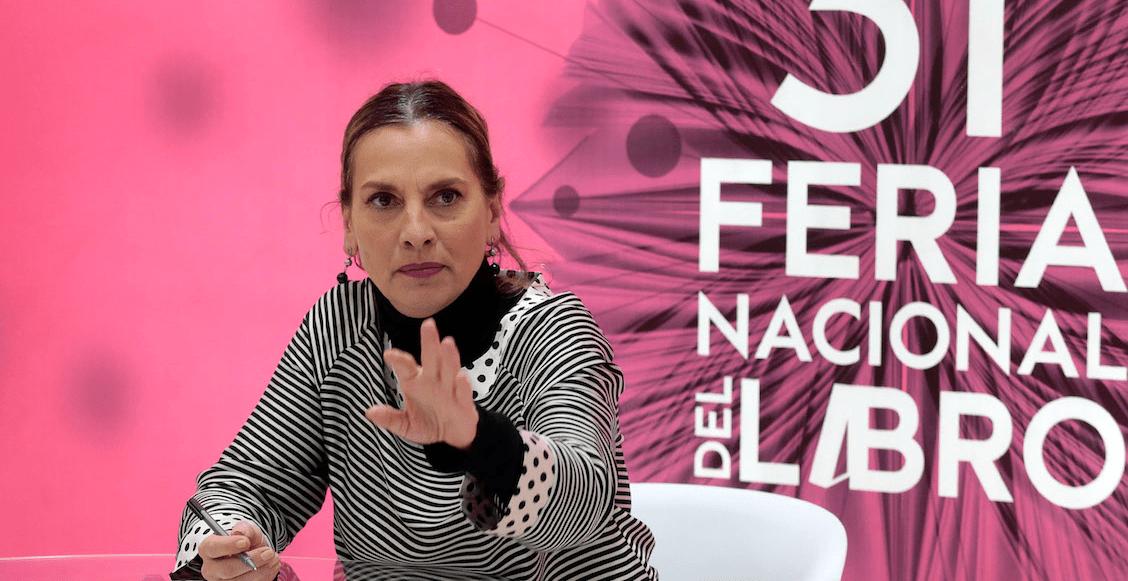 'A un lector ya no le darán gato por liebre', así defiende Beatriz Gutiérrez Müller a la Cartilla Moral