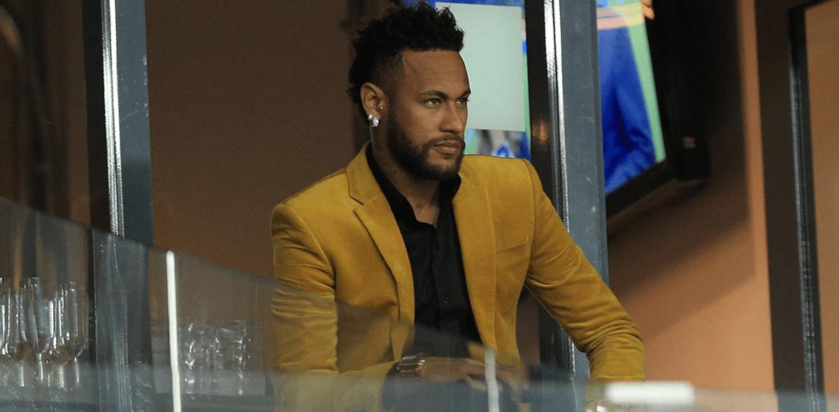 ¿Y con quién va a entrenar? Neymar recibió el alta médica de Brasil