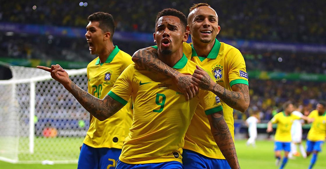 ¡No llores por mí! Brasil despachó a Messi y Argentina de la Copa América