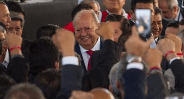 Ya se había tardado: Romero Deschamps se ampara contra bloqueo de cuentas
