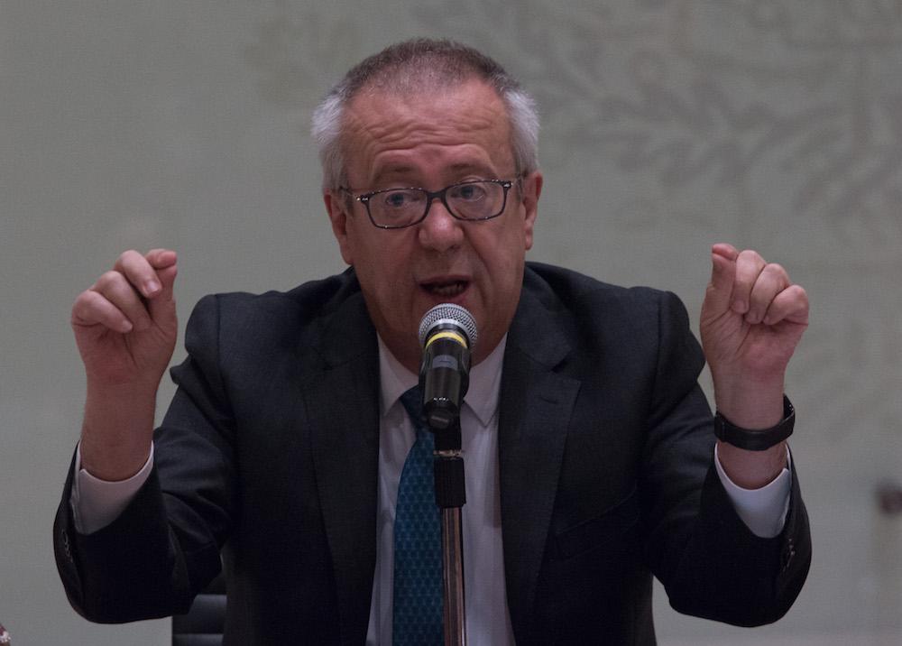 Carlos Urzúa: Coparmex pide investigar conflictos de interés señalados