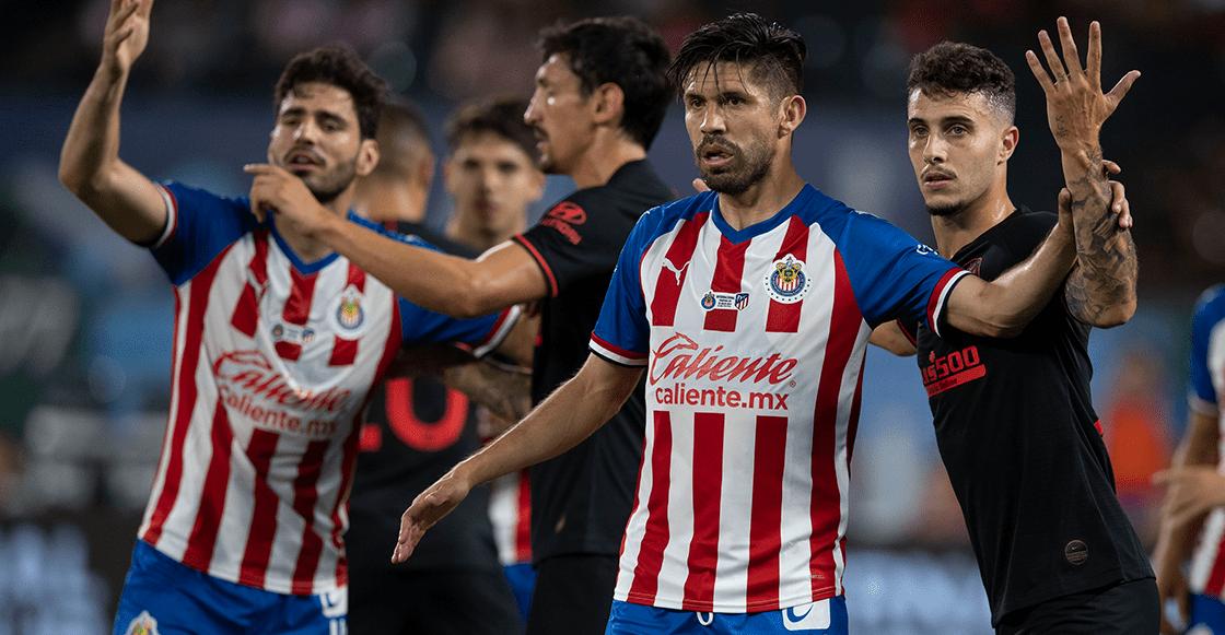 ¡Extra, extra! Chivas se enfrentó al Atlético de Madrid... ¡y le ganó en penales!