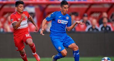 Cruz Azul debutó en la Leagues Cup y eliminó al Chicago con este GOLAZO