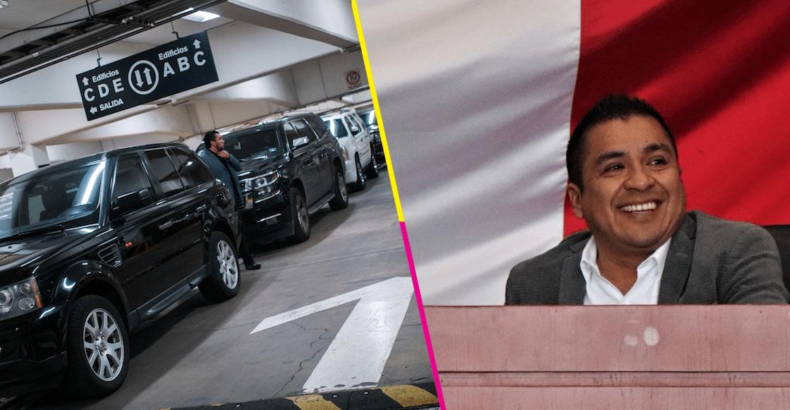 ¿Y la austeridad? Congreso de Morelos aprueba compra de autos nuevos para diputados