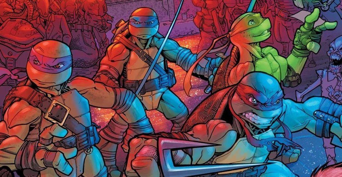 Girl Power! 'Las Tortugas Ninja' podrían tener una nueva integrante
