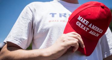Make America Great Again? Trump alcanza su punto más alto de aprobación