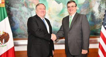 México consiguió retirar de negociaciones el tema de tercer país seguro: Ebrard