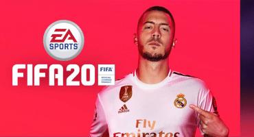 ¡Sin Rapinoe! Eden Hazard será la portada del FIFA 20