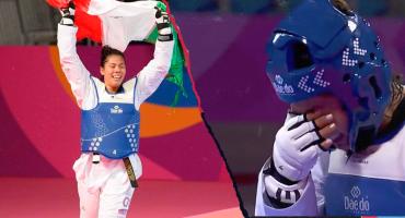 El llanto de Briseida Acosta tras darle a México la doceava medalla de oro