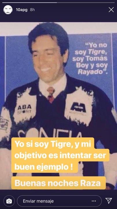 El 'recadito' de Gignac a Tomás Boy tras el Chivas vs Tigres