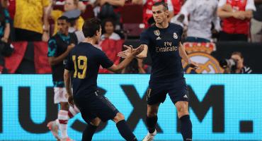 El 'show' de Bale ante el Arsenal que puso a dudar al Real Madrid