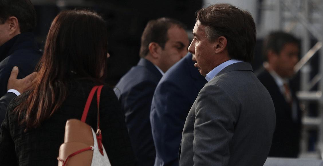 Baia, baia: Emilio Azcárraga le cayó al AMLOFest como invitado 'especial'