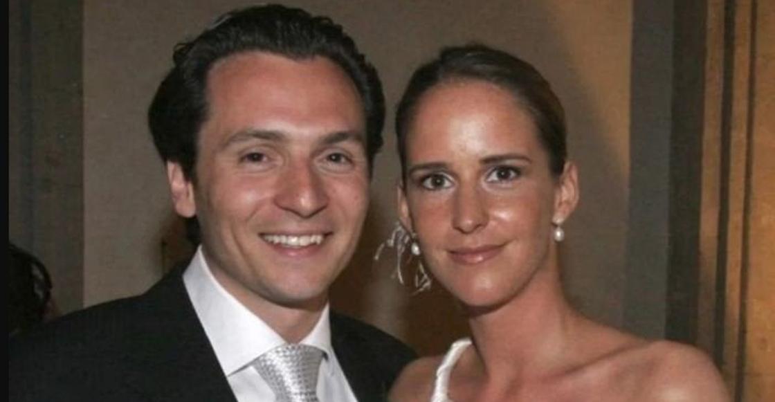 Emilio Lozoya esposa