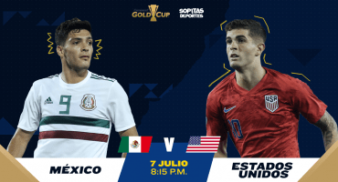 ¿Cómo, cuándo y dónde ver EN VIVO el México vs Estados Unidos?