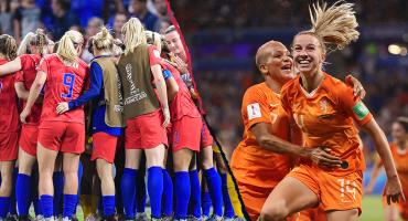 Estados Unidos vs Holanda; la final inédita del Mundial Femenil