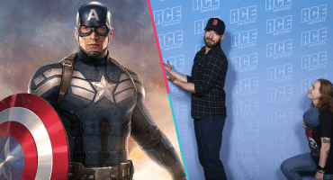 That ass Cap: Fan paga $200 dólares solo para saludar el trasero de Chris Evans
