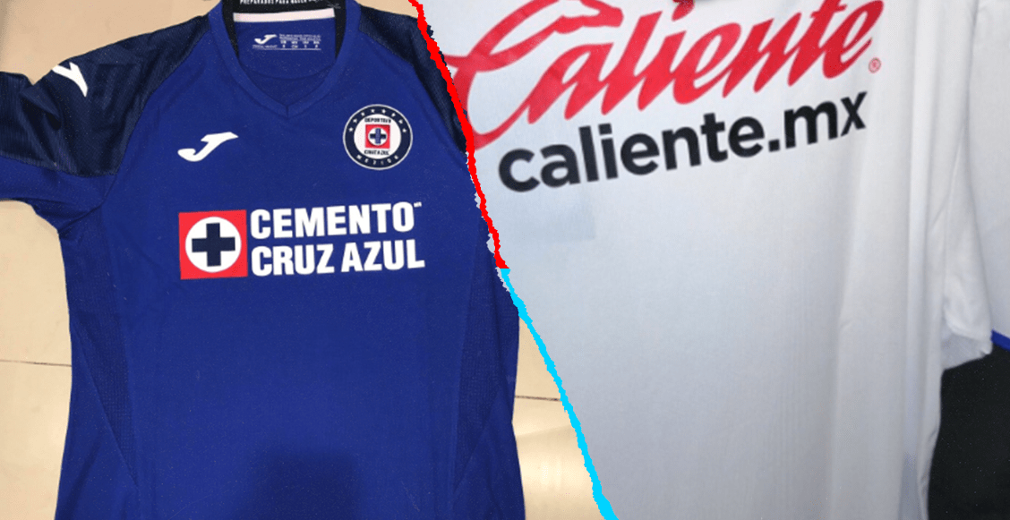 ¡Filtraron los uniformes de Cruz Azul para el Apertura 2019!