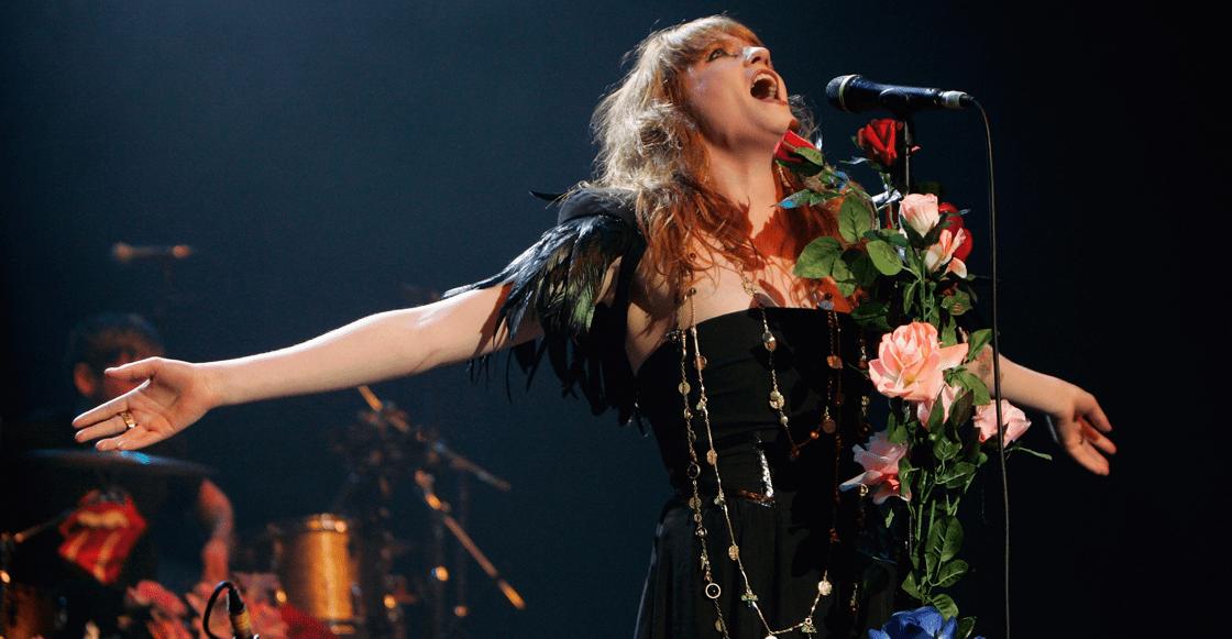 Florence + The Machine celebrará el décimo aniversario de 'Lungs' con un disco edición especial