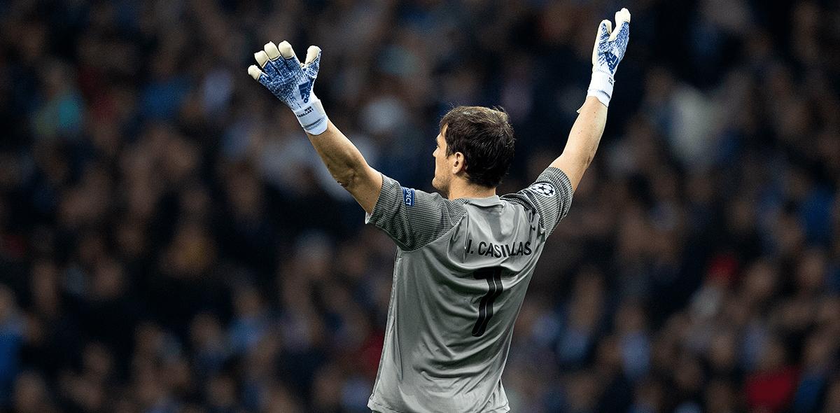 Iker Casillas se retiró... temporalmente y será directivo del Porto