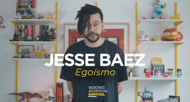 Sesiones Acústicas en Sopitas.com presentan: Jesse Baez