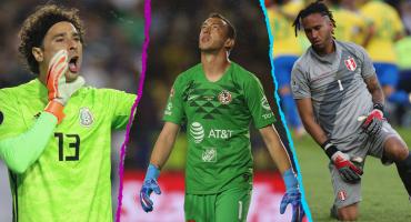 Las 3 opciones del América para suplir a Agustín Marchesín