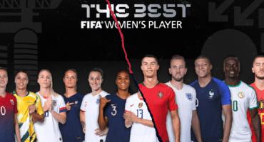 Las y los futbolistas nominados a ganar el premio The Best de la FIFA