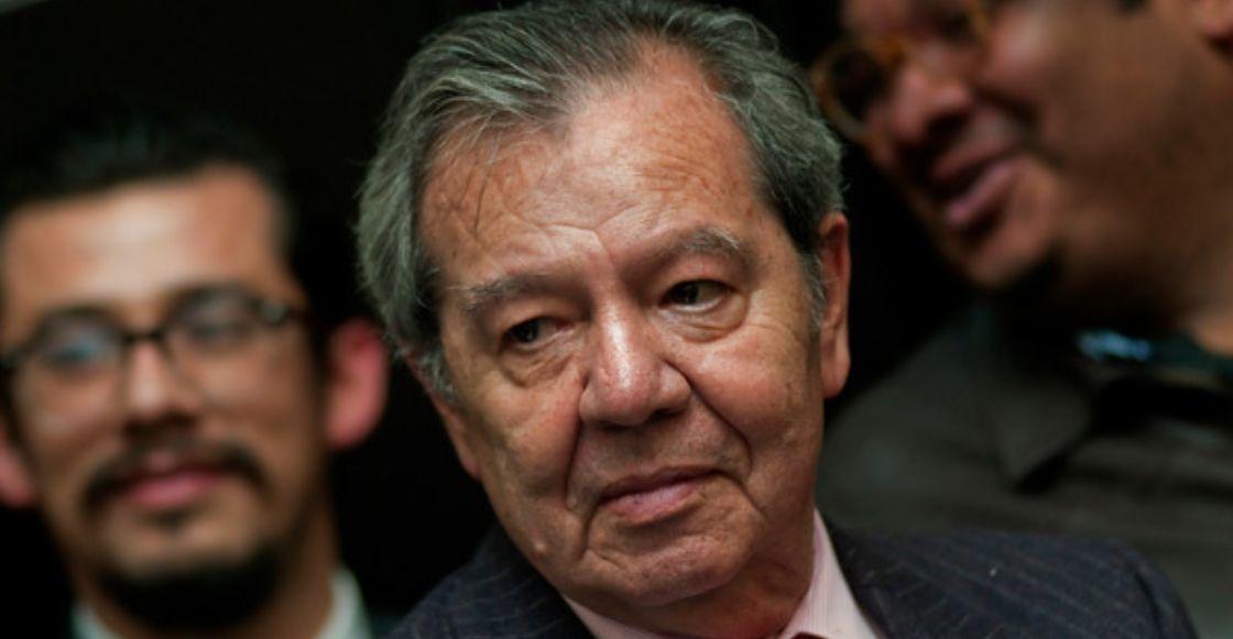 Muñoz Ledo analiza la desaparición de los poderes en Baja California