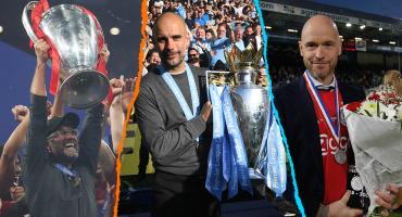The Best: Estos son los 10 nominados de la FIFA para mejor entrenador