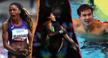Los 20 deportistas a seguir en los Juegos Panamericanos de Lima 2019