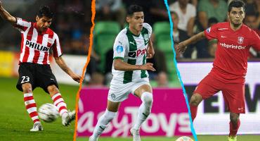Estos han sido los futbolistas mexicanos que han jugado en Holanda