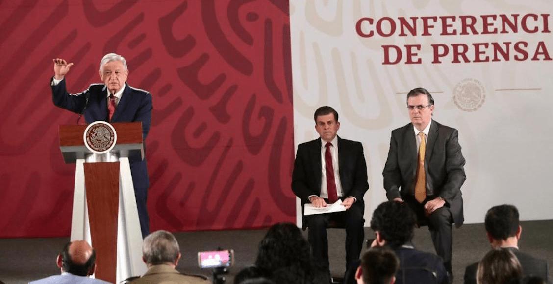 """""""El papel de la prensa NO es portarse bien con nadie"""", responde reportero de Proceso a AMLO"""