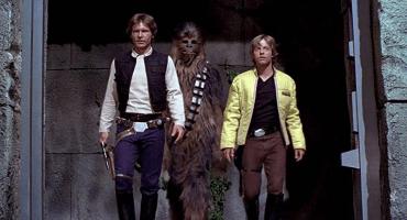 Qué belleza: Mark Hamill muestra la prueba de cámara que hizo para Star Wars junto a Harrison Ford