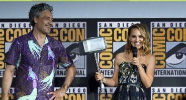 Baia Baia ¿Natalie Portman regresa al 'MCU' como la nueva Thor?