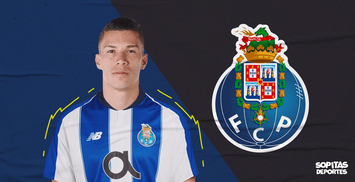 ¡Sucursal azulcrema! Mateus Uribe es nuevo jugador del Porto