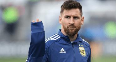 ¿Miedo o respeto? Messi pidió disculpas a la CONMEBOL con una carta