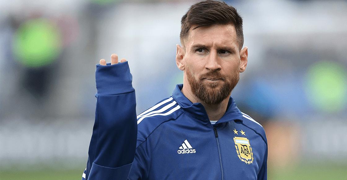 El miedo no anda en... Messi pidió disculpas a la CONMEBOL con una carta