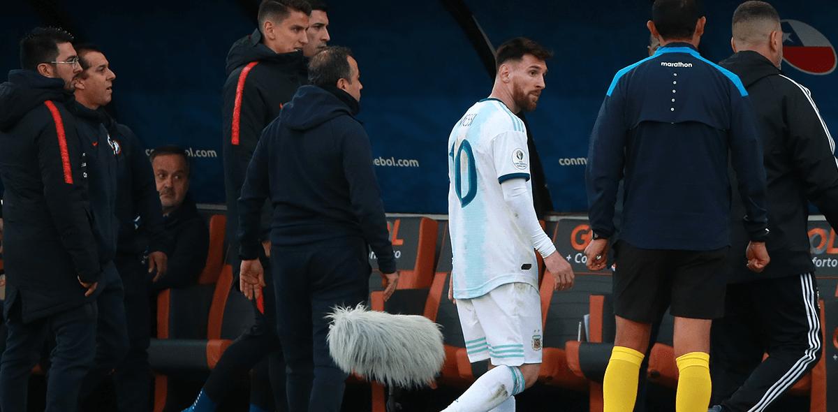¡Hasta 2 años! La sanción que recibiría Messi por llamar corrupta a la CONMEBOL