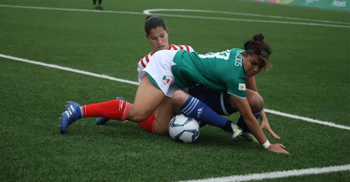 ¡Van los goles! México Femenil perdió con Paraguay en Lima 2019