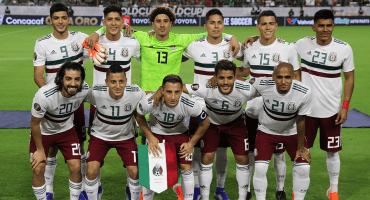 México se metió a su novena final de Copa Oro y así le ha ido