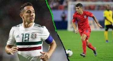 México vs Estados Unidos, por sexta vez en la final de la Copa Oro