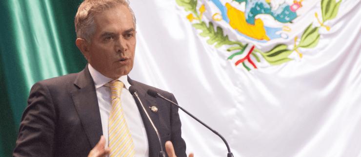 Autoridades investigarán a exfuncionarios de Mancera por modificación de cifras del índice delictivo CDMX