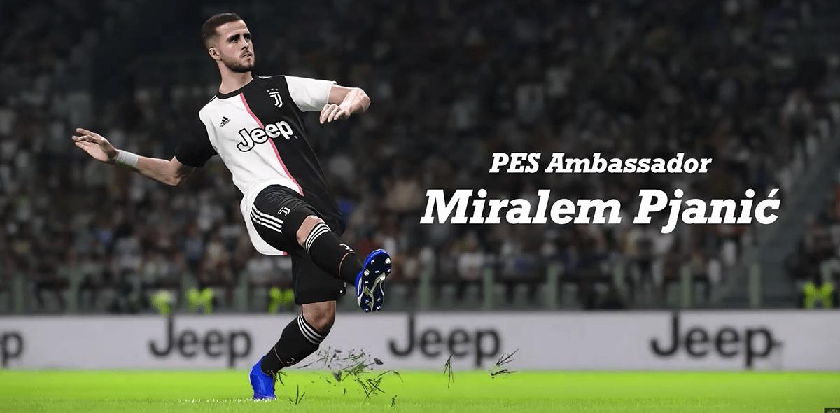 PES anunció acuerdo de exclusividad con la Juventus y en FIFA se llamará Piemonte Calcio