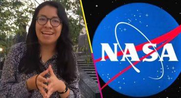 ¡Orgullo nacional! Esta joven de origen indígena trabajará con la NASA
