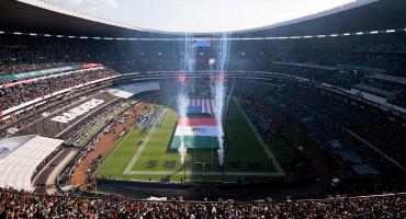 ¡Ahora sí! NFL aprobó la cancha del Estadio Azteca