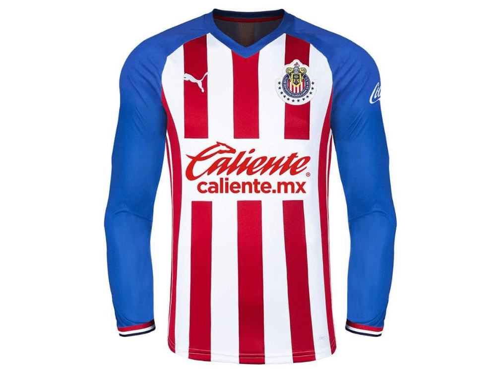 Tienda departamental revela nuevo jersey de Chivas