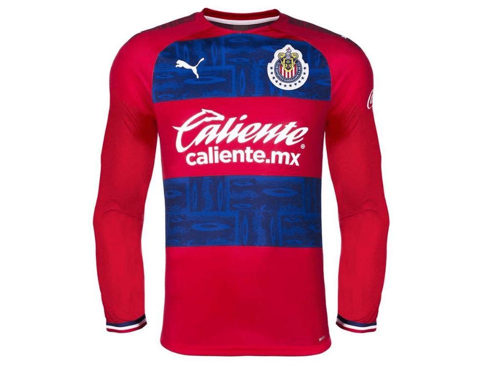 ¡Los madrugraron! Tienda departamental reveló los nuevos uniformes de Chivas